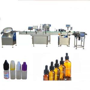 5-30 мл машина за пълнене на парфюми за обем