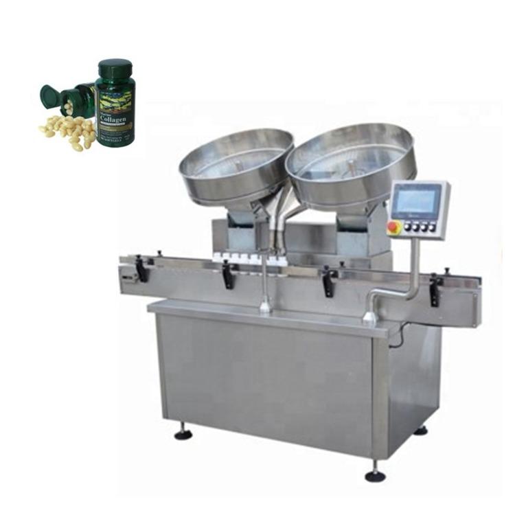Автоматична машина за броене на таблетки от капсули от неръждаема стомана