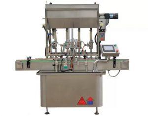 Стандартна машина за пълнене на бутилки за сос CE