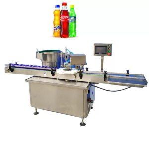 Електрическа машина за заваряване на бутилка тип