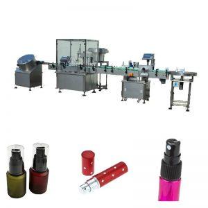 Пълна автоматична машина за пълнене на етерично масло