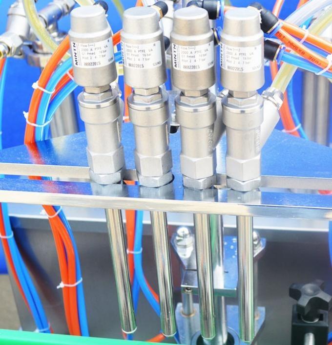 Автоматична машина за пълнене със стъклена бутилка