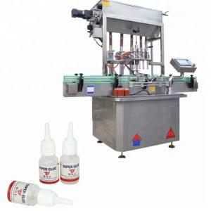 Автоматична машина за пълнене на бутилка с лепило