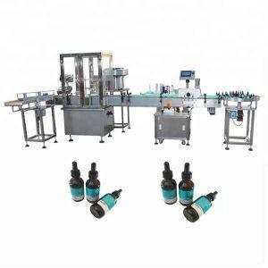Мин машина за пълнене на етерично масло за стъклена бутилка от 30 мл