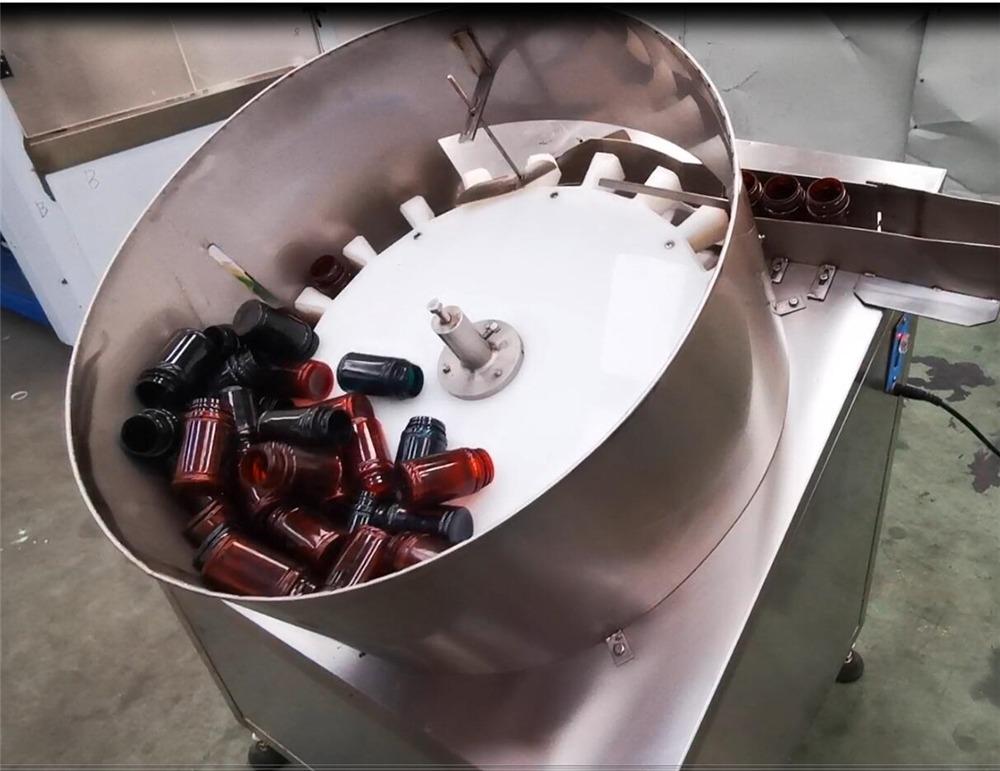 NP-SL60 двойни глави за броене на хапчета машина бутилирана капсула пълнител