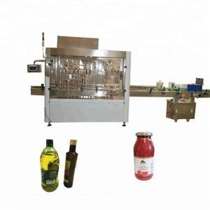 PLC контролна машина за пълнене и затваряне на PET бутилка