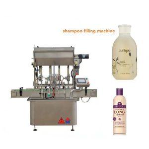 Стъпка машина за пълнене на етерично масло с мотор