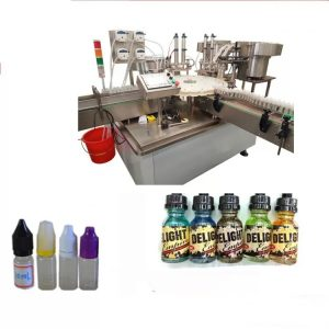 Машина за етикетиране на сензорен екран за малки бутилки