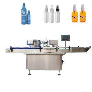 автоматична машина за пълнене с течност за пълнене с електронна цигара
